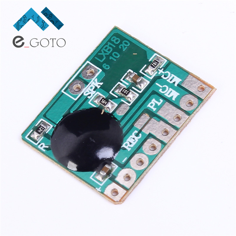 ISD1806 6 S 6 сек звука записывающий чип IC голос музыка говорить Регистраторы модуль 8ohm Динамик электронная Подарочная открытка 3-4.5 В(China (Mainland))