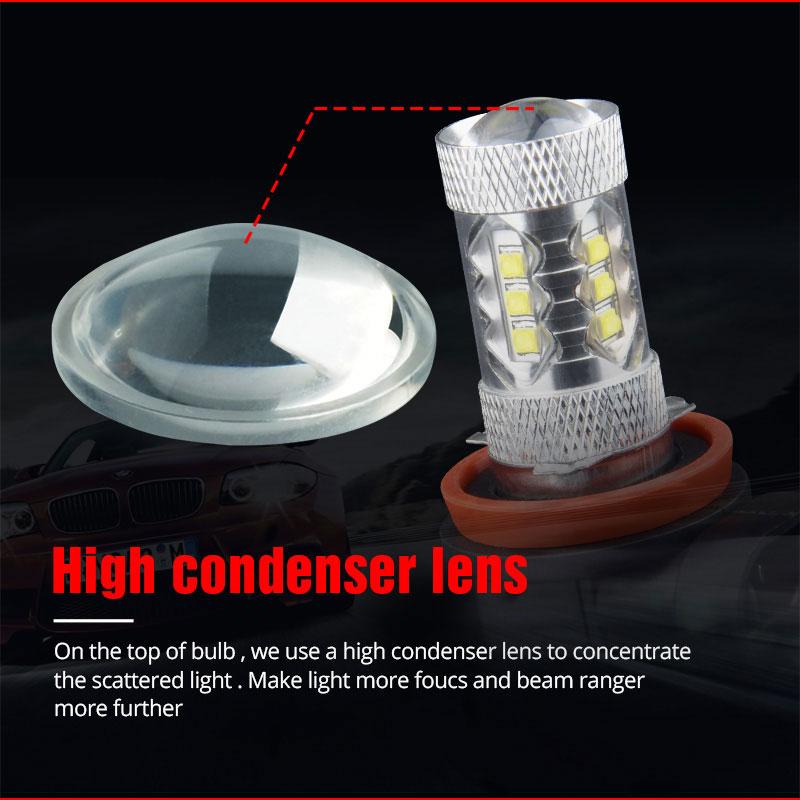 Fog lamp H11 H9 H8 (7)