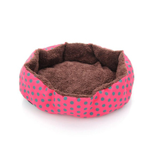 2016 Hot Sale Pet Bed Dog Puppy Cat Soft Cotton Fleece Warm Nest House Mat New Arrivals Free Shipping