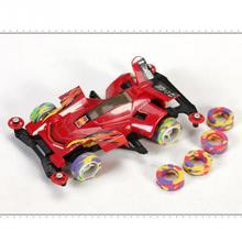 Four-Wheel Drive Racing Car Toy Children Kids Electric Car Toys without Batteries Random Color