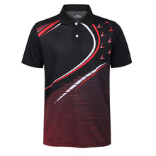 Buy Free custom Badminton shirt Men/Women, sports badminton t-shirt, Table Tennis shirts, Tennis wear dry-cool shirt 5059 for $13.29 in AliExpress store