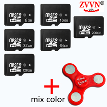 ZVVN Micro SD Card 32 GB 16GB/64GB Class10 8GB Memory Card Flash Microsd 32G Memoria 128GB With Gift 200 GB tf sd