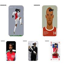 BobSdrunk For Samsung Galaxy A3 A5 A7 J1 J2 J3 J5 J7 2015 2016 2017 Soft New Style Unique Henry Legend Arsenal Jersey(China)