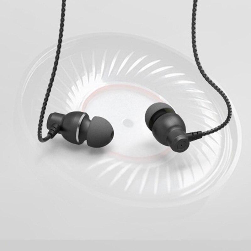 2017 New Xduoo EP1 High-Fidelity Dynamic Driver 3.5mm In Ear Earphone Sport Headset Noise Cancelling Headphone HiFi Subwoofer <br>