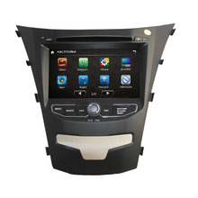 Stock Factory price 2014 2015 2016 2017 for Ssangyong Actyon/Korando Car radio tape recorders,DVD,GPS,Bluetooth,Radio,Ipod,map