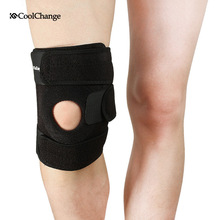 One pcs knee brace basketball tennis hiking cycling knee support professional protective sports knee pad