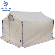 Hillman outdoor roof 5-8 MAN Aluminum pole climbing tent ultralight  20D coated silicon waterproof  PU8000 camping tent