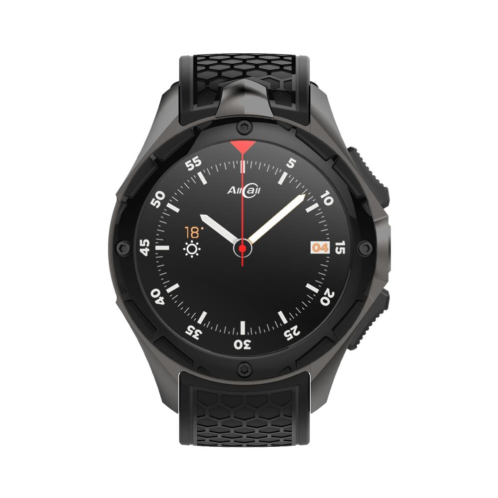 ALLCALL W2 Smartwatch Phone Android IP68 waterproof Smart watch MTK6580 Quad Core GPS Bluetooth clock with pedometer 307391 11