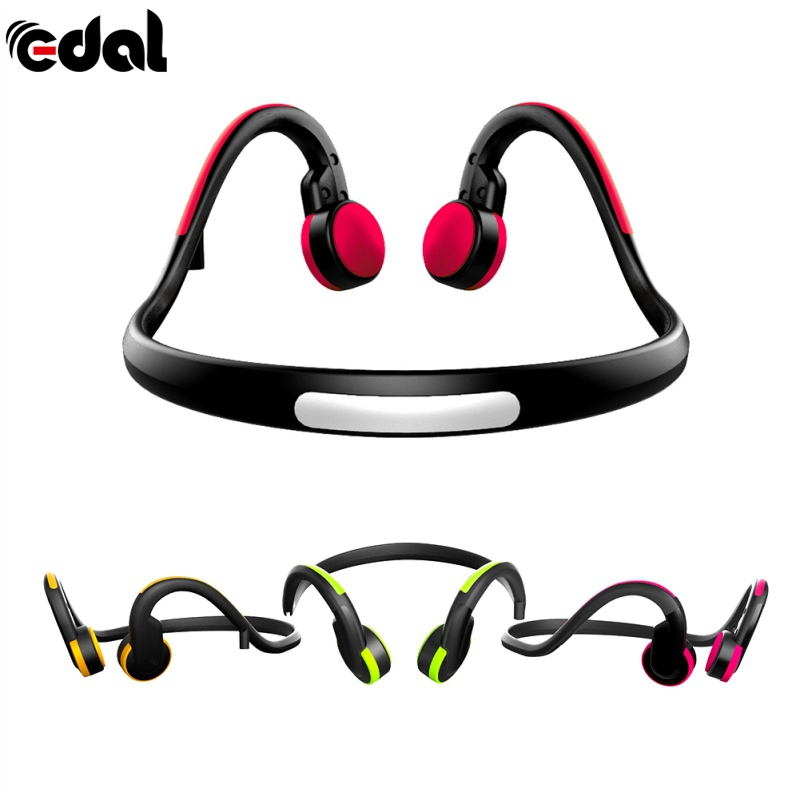 Portable Conduction Headphone Bluetooth 4.1 Stereo Headsets Waterproof Sport Earphones Hands-free <br>
