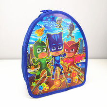 1pc 29*23*13cm Cute PJ Masks SchoolBag Daypack PP Bag Birthday Party supplies Gift Party Favors For Kids Boy Girl(China)
