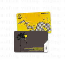 winfeng 500pcs/lot rfid 125khz proximity smart card customized rfid hotel key card for access control system