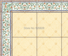Model Wallpaper For Model Design Wood Floor Sidewall 11-37 Size :285*420mm(China)