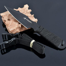 Tactical Hunting Survival Knife EDC Stainless Steel Outdoor Camping Fishing Diving Knife a Knives Couteau Navajas