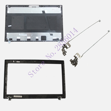New For Acer Aspire V3 V3-531 V3-551 V3-571 V3-531G V3-551G V3-571G LCD top cover case/ LCD Bezel Cover/Hinges(China)