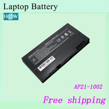 Hot sale For Eee PC 1002HA  Laptop battery For ASUS 1002 1002H  1002HA-BLK006X S101H batteries