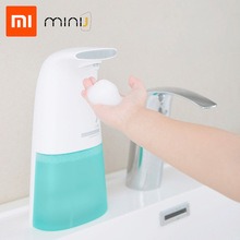 Buy New arrival Xiaomi Ecological Brand MiniJ Auto Induction Foaming Hand Washer Wash 0.25s Infrared induction Baby Family for $25.19 in AliExpress store