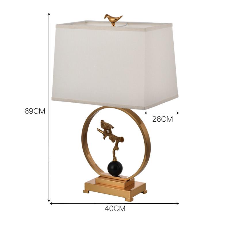Birds Decoration Table Lamp 4