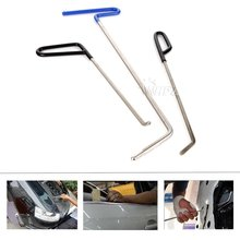 WHDZ 3PCS  PDR Rods Hook Wedge for Door Dings Hail Repair and Dent Removal - Automotive Dent Removal PDR hail repair (B7+C5+C6)