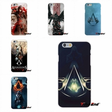 Asking Alexandris Skull Assassins Creed Logo Soft Silicone Cell Phone Case For Samsung Galaxy Note 3 4 5 S4 S5 MINI S6 S7 edge