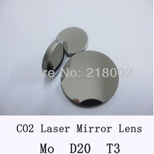 co2 laser mirror reflector mo reflector for 20 mm dia 3 mm thick for laser engrave and cutting machine