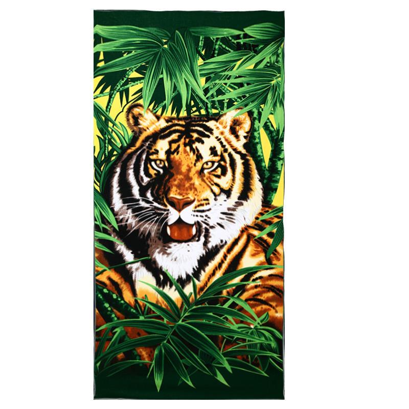 Micro Fiber Printed Beach Towel 140*70cm 14