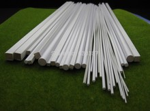 ABS00 Styrene ABS Rod, Pipes and Square Sections(China)