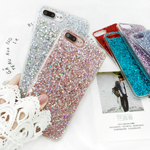 Buy Apple iPhone X Dynamic Liquid Glitter Colorful Sand Quicksand Soft TPU Shockproof Back Cover Phone Case iPhone X Shell for $1.95 in AliExpress store