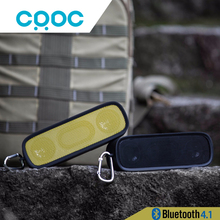 CRDC 4.1 Bluetooth Speaker with Dual 3W Drivers Stereo Loudspeaker Portable MP3 Speakers Hand Free for Phone iPhone Samsung