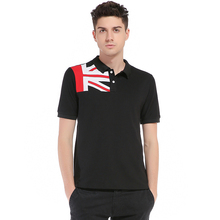 The new model of the new men and women in Europe and the United States and the wind flag short sleeve T - shirt