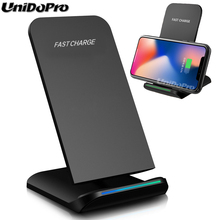 UNIDOPRO Qi Fast Charge Wireless Charger Pad for HTC Droid DNA (US Verizon) Rzound, 8X (US Versizon) & Other Qi-enabled Device(China)