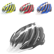 Hot Sell Mountain Bike MTB Cycling Helmet 18 Holes for 56-62cm Head Girth SS