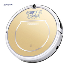 R302G(S) 100-240V Robot Vacuum Cleaner for Home Automatic Sweeping Dust Sterilize Smart Planned Mobile App Remote Control 20W(China)
