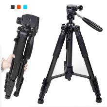 Zomei Q111 Professional Tripod Portable Pro Aluminium Tripod Camera Stand with 3-way Pan Head for Digital DSLR