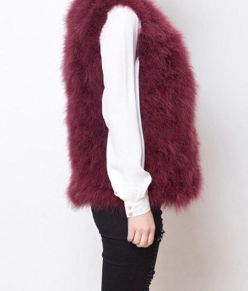 Fluffy-Fur-Fever-Vest-Red-Wine-Side-e1424600780349-510x600