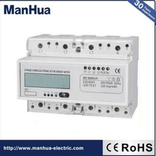 China Factory Direct Sale Digital Electric Energy Meter Price for Power Consumption Measurement(China)