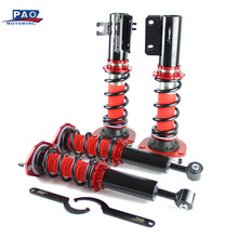 New Stytle Coilover Suspension Coil Kit For Mitsubishi Lancer 2008-2015 1.6L Non-adjustable damper force Spring Strut Shocks(China)