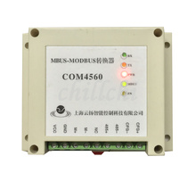 M-Bus/MBus to MODBUS isolation protocol converter PLC/ configuration touch screen with 50 tables(China)