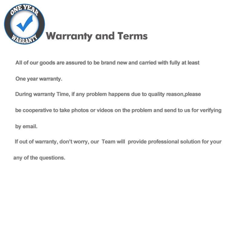 Warranty (2)