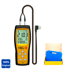 Portable Ultrasonic Aluminium Plate Thickness Gage Steel Thickness Gauge Original AS860(China)