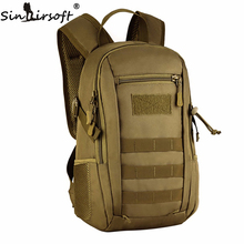 SINAIRSOFT Military Tactical Backpack Camouflage Men Women Bags Molle Rucksack Trek Backpacks Bag 12L Small Backpacks LY0091