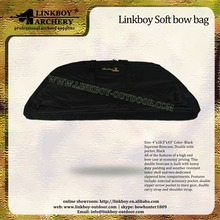 New product quality and light  Linkboy Archery  Soft bow bag compound bow bag black  for hunting equipment 1piece/plastic