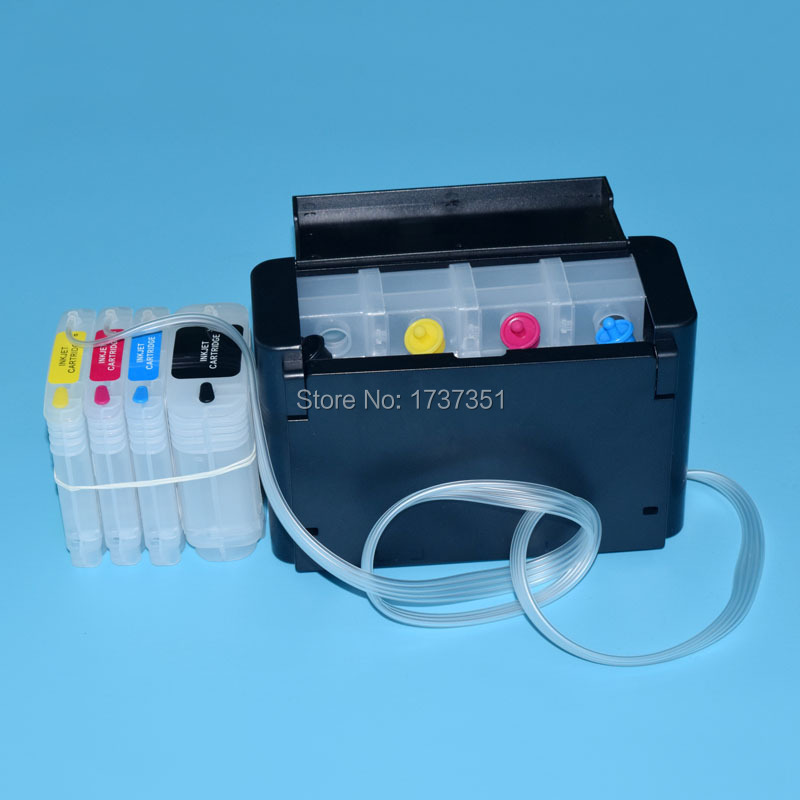 4 color Ciss system for HP 10 11 for HP Designjet 100 110 70 printer<br><br>Aliexpress