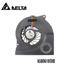 New cpu fan for Asus N53 N53J N53JF N53JN N53S N53SV N53SM N73J N73JN KSB06105HB AB20 AM14(China)