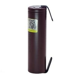 Аккумулятор LiitoKala для электронной сигареты LG HG2, 18650, 3000 мАч, 30 А
