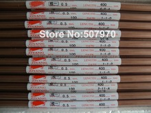 Ziyang Copper Electrode Tube Single Hole 0.5*400mm  for EDM Drilling Machine