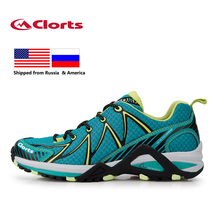 Shipped From Russia Clorts Running Shoes Men Lightweight Sports Shoes Breathable Outdoor Running Sneakers 3F015/3F016