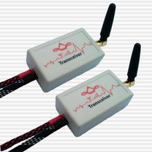 2PCS RS485 RS232 wireless transceiver Module for Siemens Mitsubishi PLC Programming Cable, 1500M 433MHz(China)