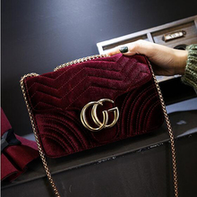 2017 ladies hand bags women suede handbag vintage bag women-messenger-bags luxury handbags women bag designer