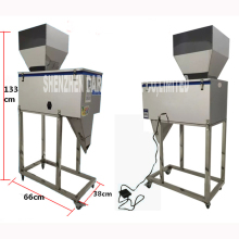 DX-2500 20-2500g Automatic Weighing Tea packing machine Large-scale of Quantitative Grain, Medicine,food filling sealing machine