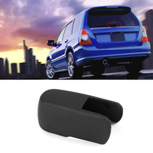 Car Auto Styling Accessories Repair Part For Subaru Forester 2005-2017 Rear Windshield Wiper Arm Nut Cover Cap Plastic